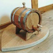 3L new Oak Barrel Keg