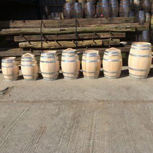 Acacia Barrels/Chestnut Barrels