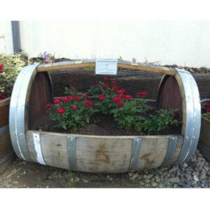 Cradle-Barrel-Planter