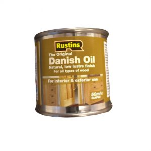 Rustins Danish Oil 50ml