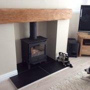 Oak Beam Fireplaces