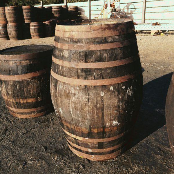 120 Gallon Sherry Barrel for Sale