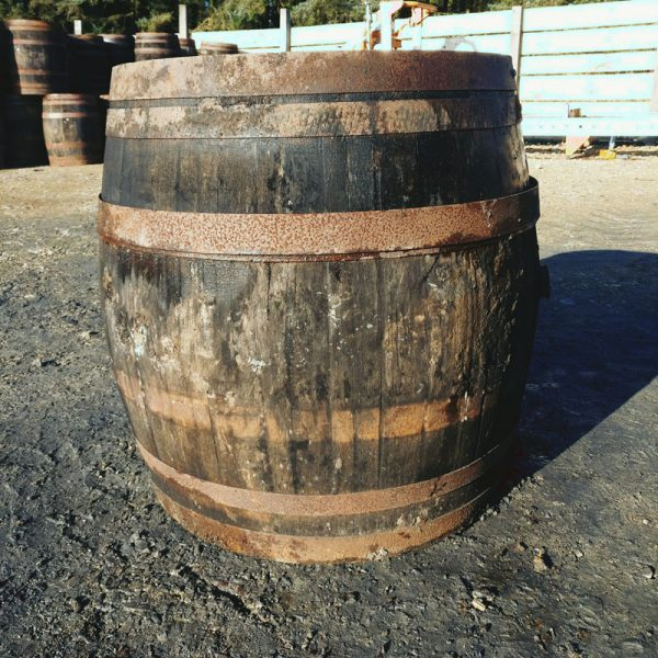 100 Gallon Sherry Barrel