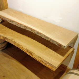 Kiln Dried Oak Shelves and Boards - Planed and Sanded