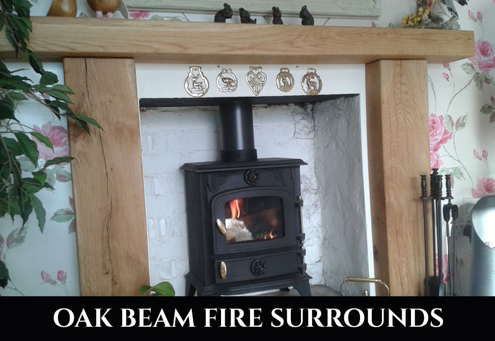 Oak Beam Fire Surrounds
