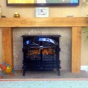 Oak Beam Fire Surround
