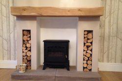 Fitting oak Beams into character properties