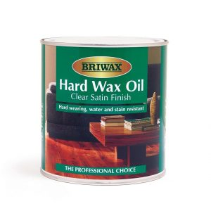 Briwax Hard Wax Oil
