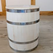 Aspen barrel with Lid