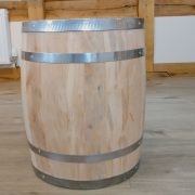 Side View Aspen barrel