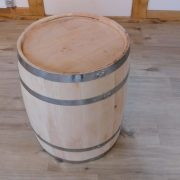 Beautiful Alder Wood Barrel