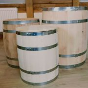 Alder Wood barrel