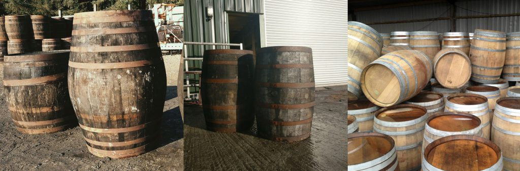 Cardiff Oak Barrels Celtic Timber