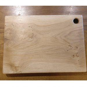 Kiln Dried Oak with No Handle