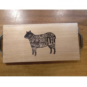 Lamb-Iron-Handles-White